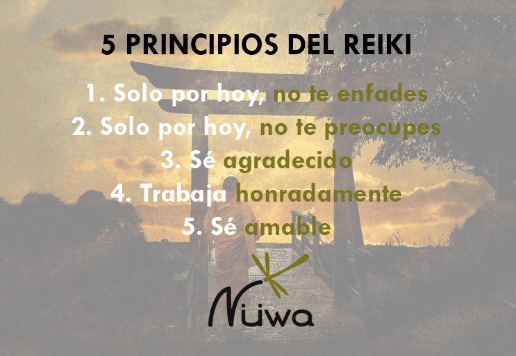 5 principios del Reiki que te convencerán
